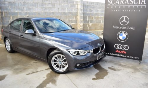BMW 318d Steptronic 150 cv Business Advantage