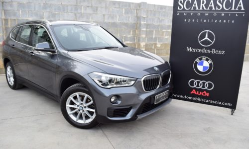 BMW X1 sDrive 16d 116 cv Business