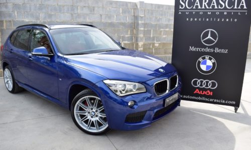 Bmw X1 xDrive 25d 218 cv Steptronic